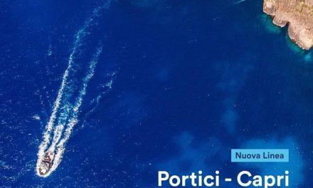 Inaugurata la linea di collegamento Portici – Capri: la soddisfazione del sindaco Cuomo