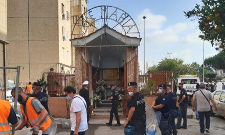 Afragola. Rimozione di una cappella abusiva nel quartiere Salicelle: segnale forte contro la camorra