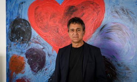 """""""Vulcano cuore"""", le opere di Lello Esposito  nell'hotel Le Agavi di Positano"""