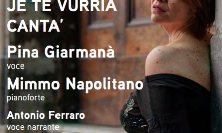 """Cardito. Nel cortile di Palazzo Mastrilli stasera va in scena """"Je te vurria cantà"""": ingresso libero"""