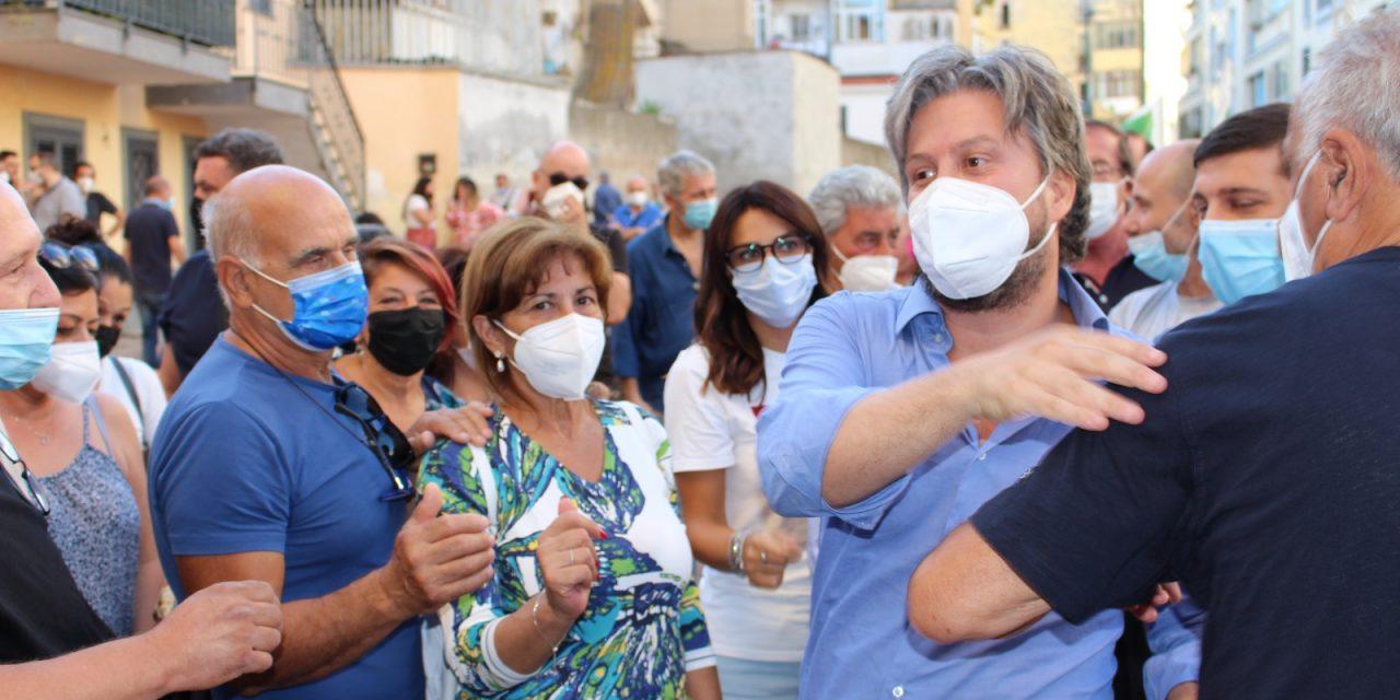 """Incontriamo Gennaro Acampora. """"Sarò candidato al consiglio comunale di Napoli, scendo in campo per cambiare il volto della mia città"""""""