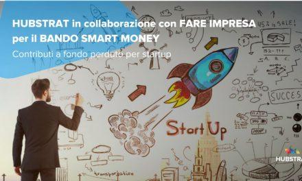 Una call per spiegare SMART MONEY, il contributo a fondo perduto dell'80 percento per le spese delle startup
