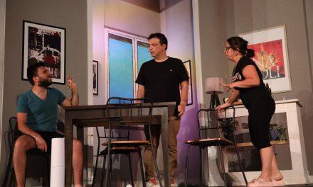 """Paco De Rosa torna a teatro, l'attore tra i protagonisti di: """"Vita, ovvero la tempesta perfetta"""""""