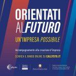 """""""Orientati al futuro"""": ecco il bando di Callysto per aiutare i giovani a creare impresa"""