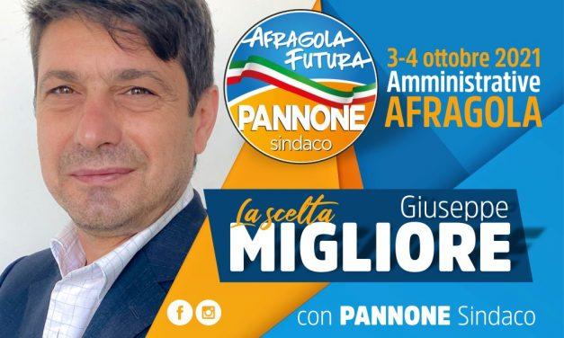 """Afragola. Incontriamo Giuseppe Migliore: """"Occupiamoci dei problemi dei cittadini, servizi e infrastrutture per cambiare volto alla città"""""""