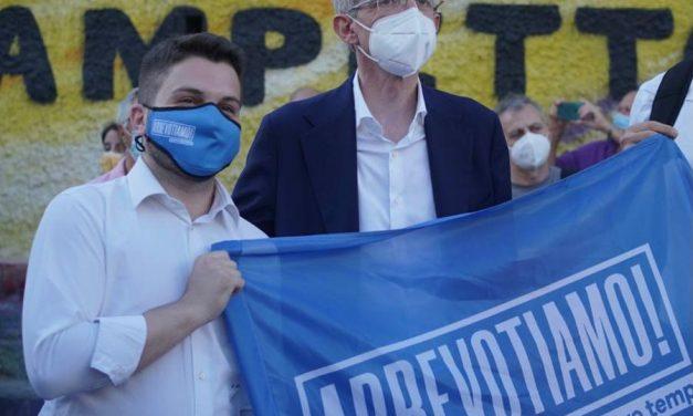 Giovani anticamorra si candidano a supporto di Manfredi Sindaco