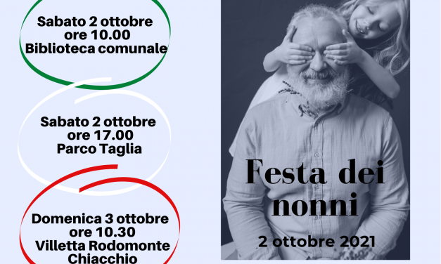 Festa dei nonni a Cardito: tre iniziative in diversi punti della città