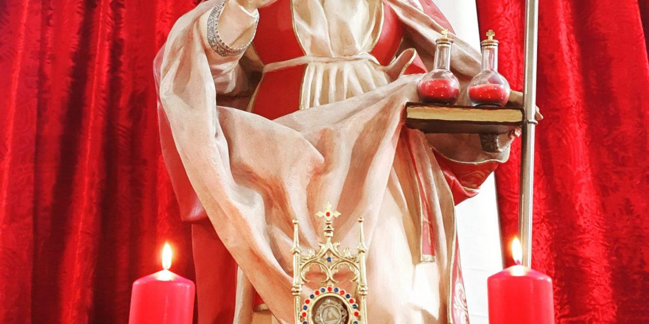 Afragola, conclusi i festeggiamenti per il Santo Patrono San Gennaro