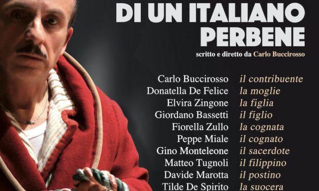 """Napoli. Il Teatro Augusteo alza il sipario: si riparte con Carlo Buccirosso nello spettacolo """"La rottamazione di un italiano perbene"""""""