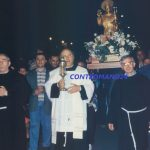 Afragola in lutto per la morte di padre Eduardo Parlato ex parroco di Sant'Antonio